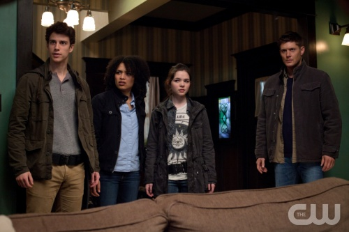 Episode Review: Supernatural 8×18 Freaks and Geeks