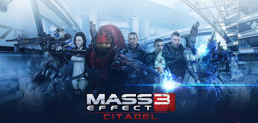 Mass Effect 3: Citadel or 'I've just played a wonderful fanfiction'