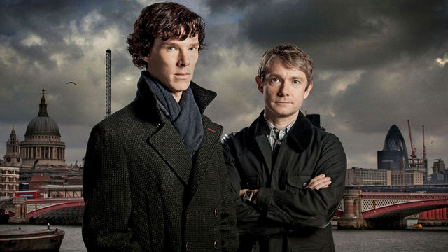Setlock – Fan Gathered Spoilers From The Sherlock Season 3 Set!