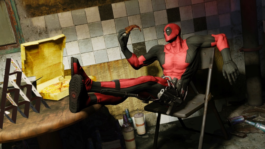 Why The Upcoming Deadpool Game Both Worries and Excites Me