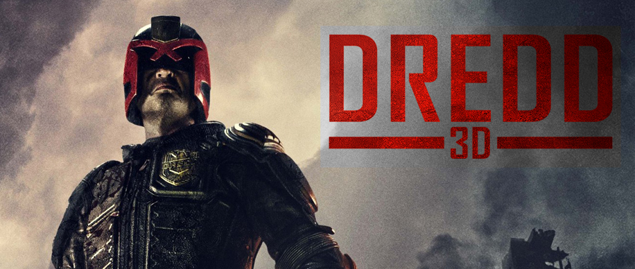 Dredd: How to take every bad action movie cliché and not use a single one.