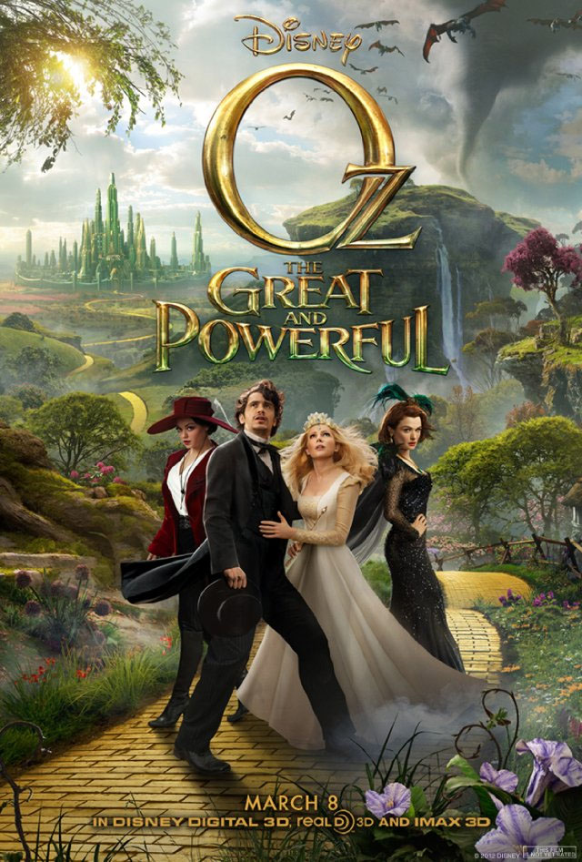 To the surprise of precisely no one, Oz the Great and Powerful is a feminist nightmare