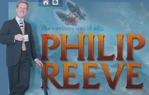 Five Reasons Why Philip Reeve Should Be Your New Favourite Author