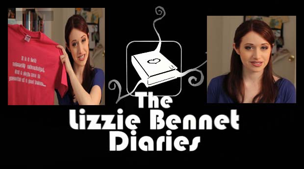 Webseries Recommendation: The Lizzie Bennet Diaries