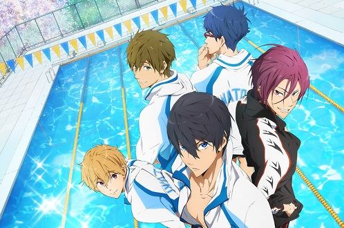 Kyoto Animation's Swimming Anime Has Become a Reality