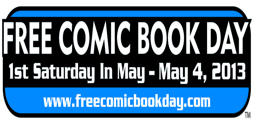 Spread Nerdiness and Good Cheer, Free Comic Book Day is Here!