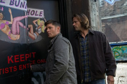 "Supernatural Season 8: Grading season ""GR8"" – Part 1"