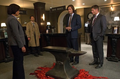 "SUPERNATURAL SEASON 8: GRADING SEASON ""GR8″ – PART 2"
