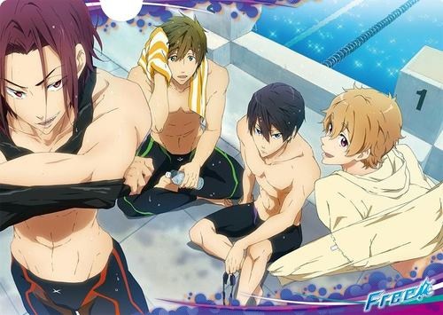 Free! Episode 5 Review