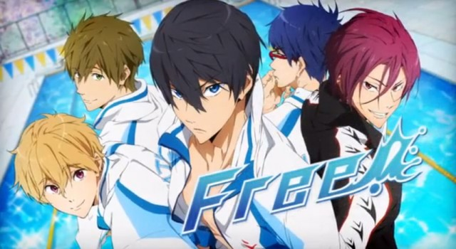 Free! Episode 1 Review