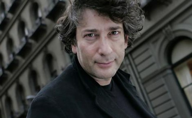 Neil Gaiman Live at the Crystal Ballroom