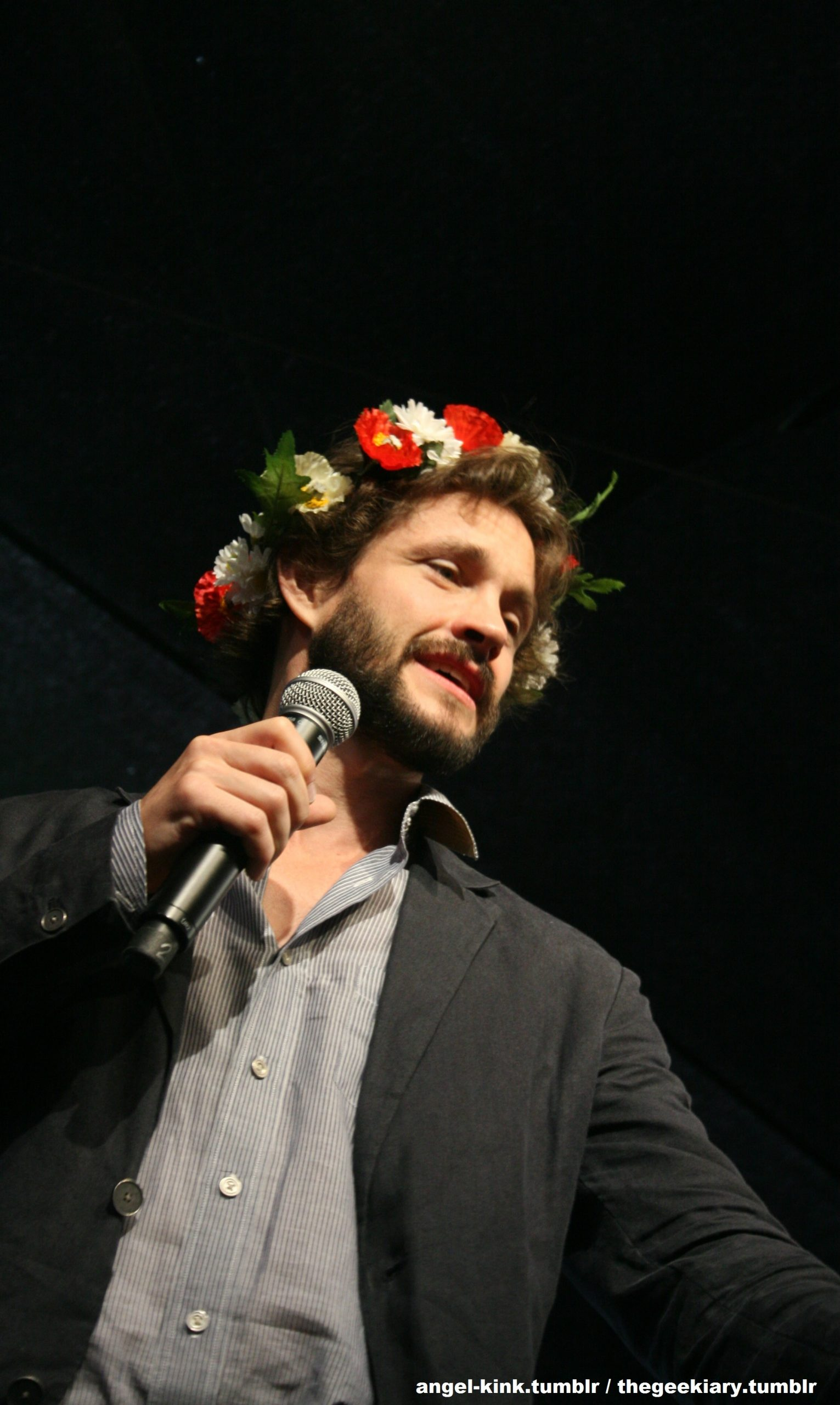 Hannibal Nerd HQ Pannibel – Flower Crowns!!!