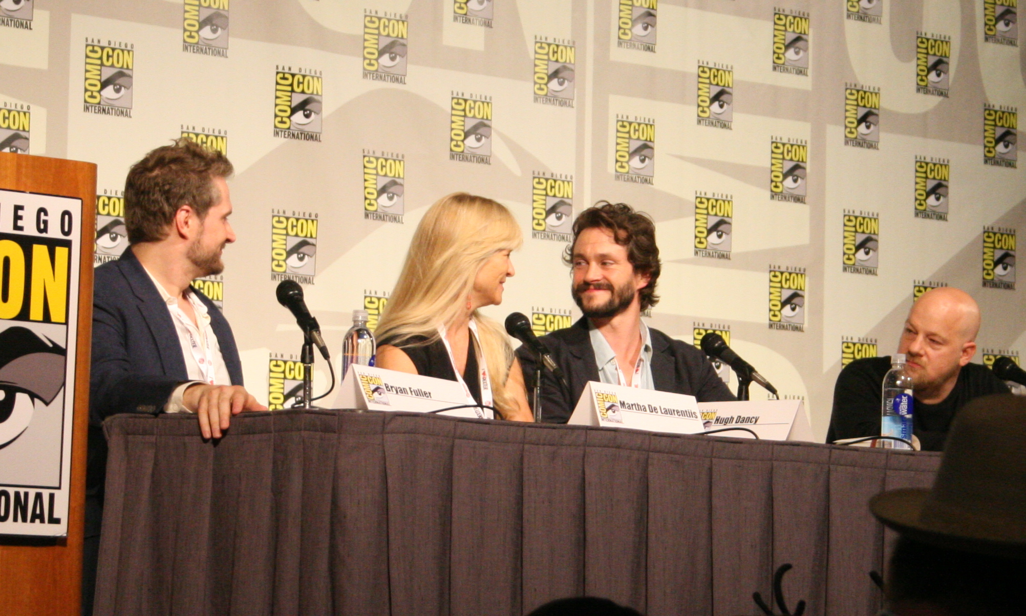 Swiggity Swanel That Was a Panel – SDCC Hannibal Panel Recap