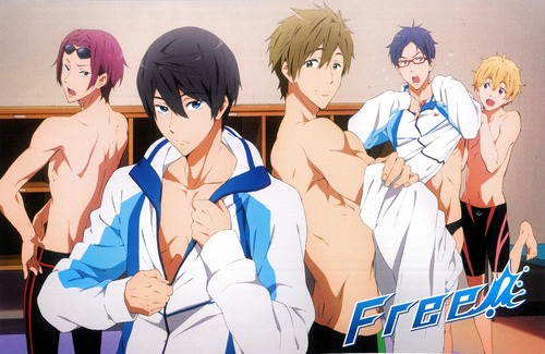 Free! Episode 7 and 8 Review