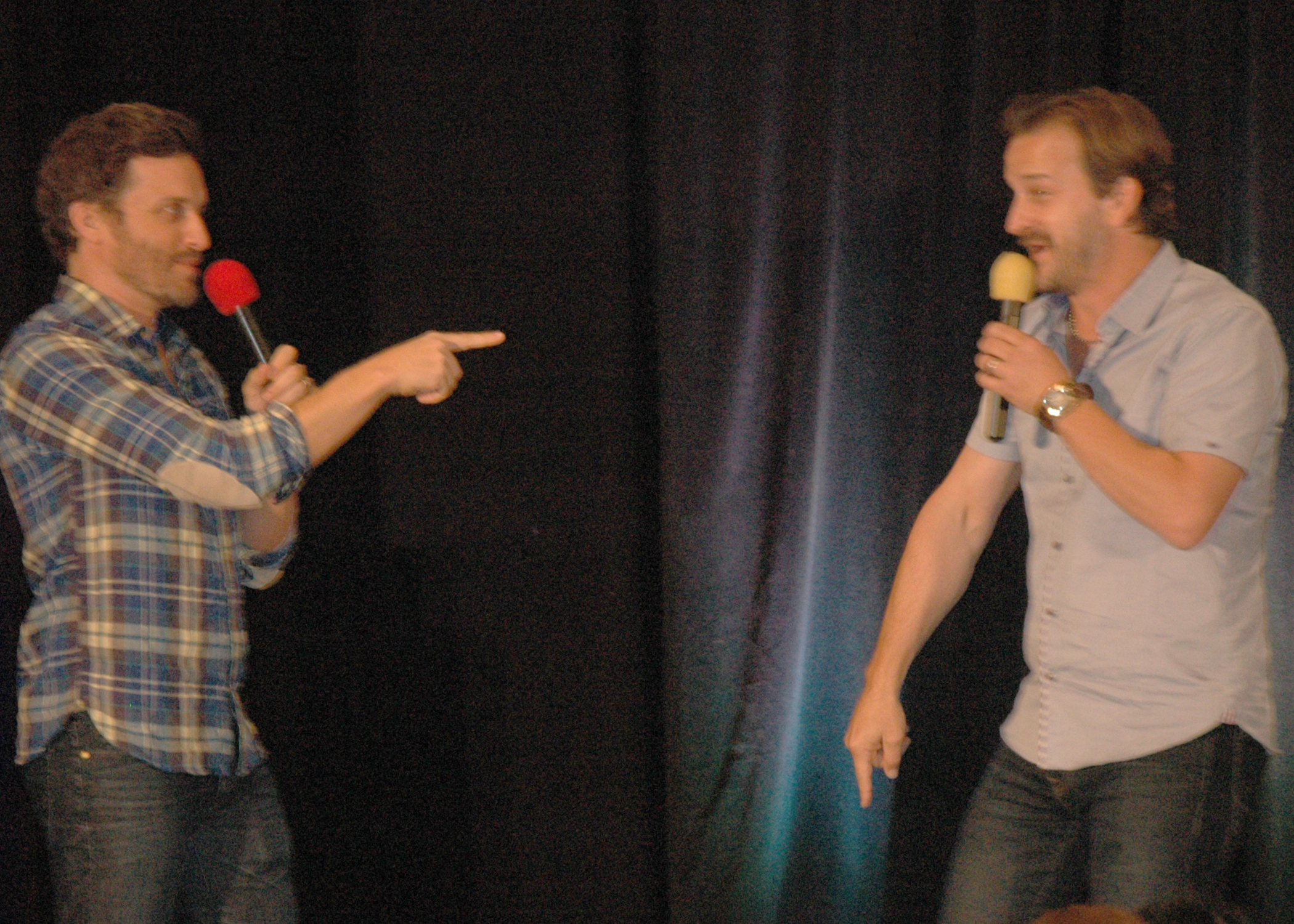 Supernatural DallasCon: Day 1