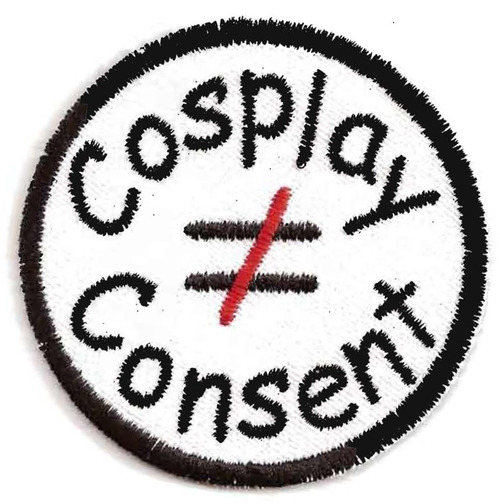 Cosplay is not Consent: The Dragon Con Edition