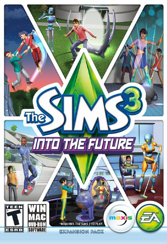 The Sims 3: Into The Future – Game Review