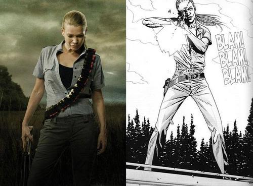 The Walking Dead Comics and the need for female writers