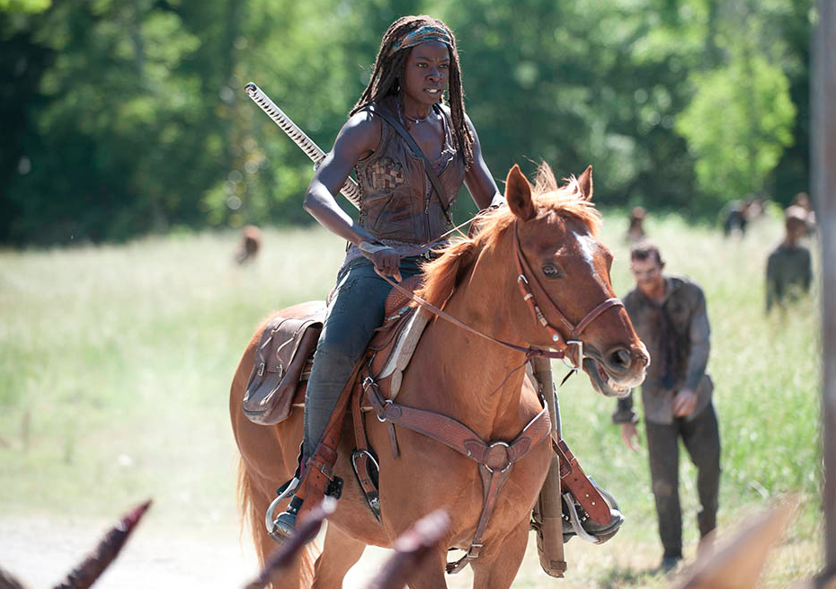 The Walking Dead 4×02 Review: Infected