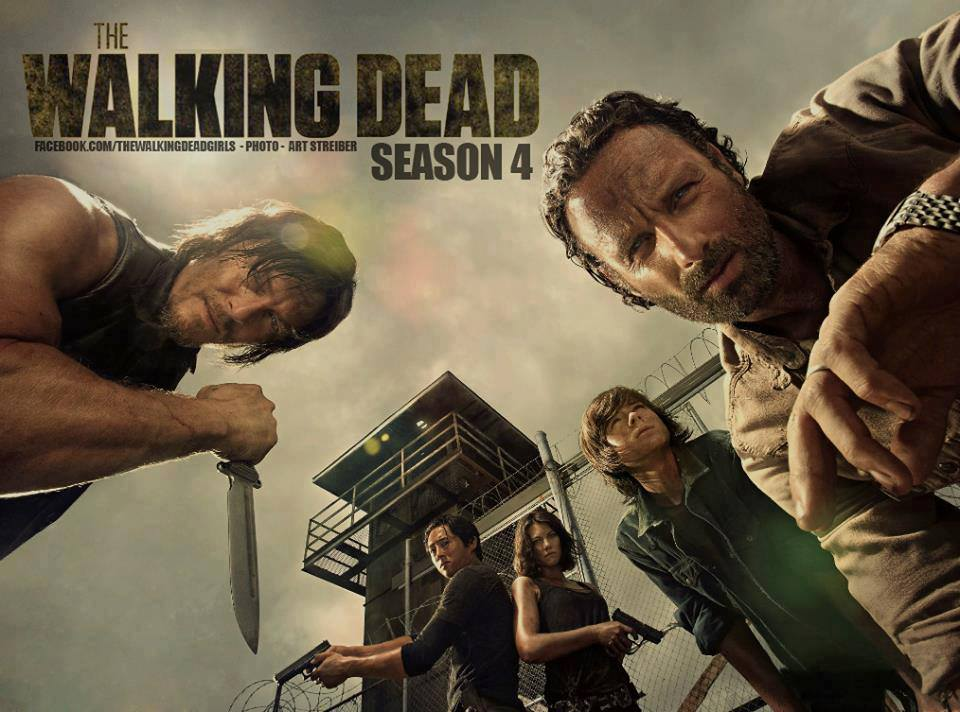 Boy With Letters: Review - The Walking Dead Temporada 4