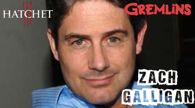 Walker Stalker Con Interview: Zach Galligan