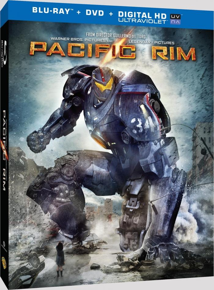Pacific Rim Blu-Ray / DVD Special Edition: What to Expect