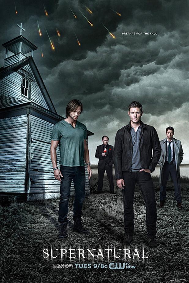 Supernatural Season 9 Bingo!