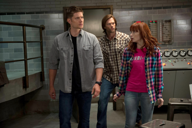 "Review of Supernatural 9×04, ""Slumber Party"""