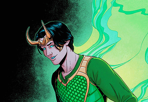 'Loki: Agent of Asgard' Writer Confirms Loki is Bisexual and Genderfluid