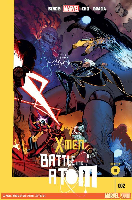 """X-Men: Battle of the Atom"" Review…The Future of the X-Men"