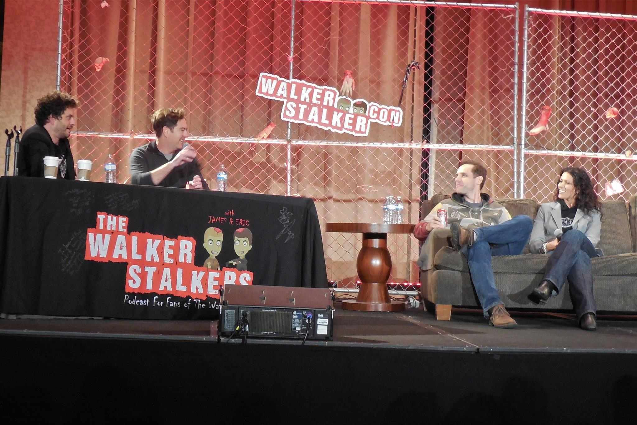 Walker Stalker Con 2013: Panel Highlights