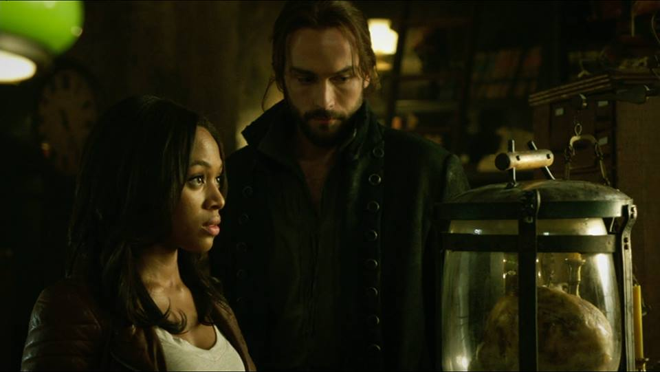 Sleepy Hollow 1×07 Review:  The Midnight Ride