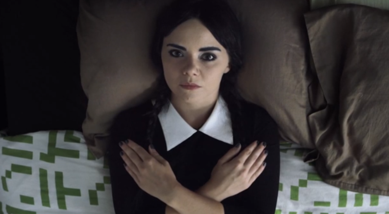 Webseries Recommendation: Adult Wednesday Addams