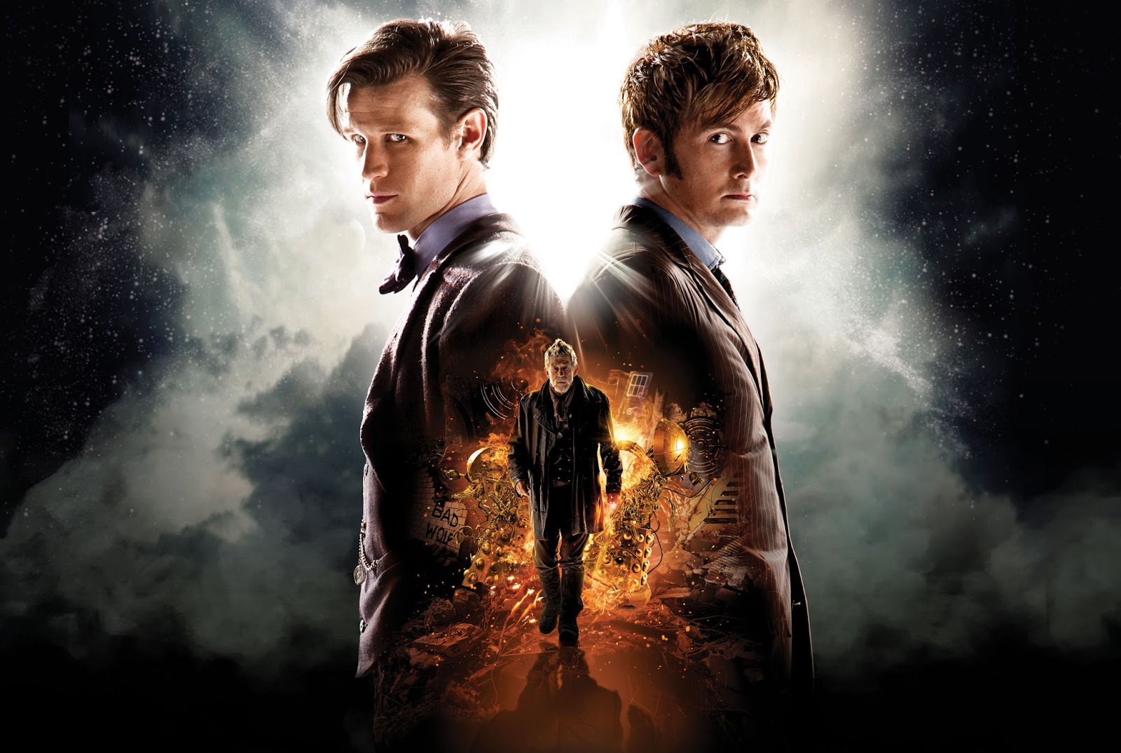 Doctor Who 50th Anniversary Episode Review: Day of the Doctor