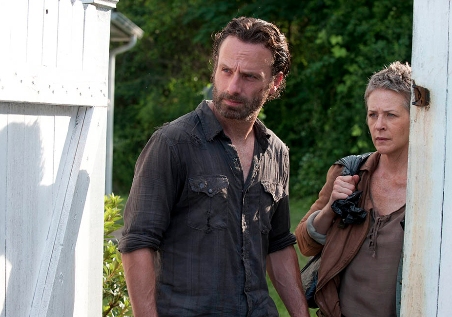 The Walking Dead 4×04 Review: Indifference