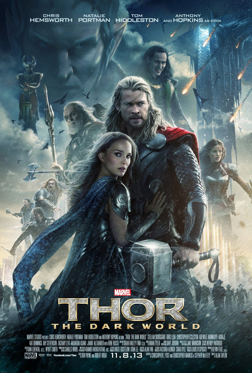 Thor: The Dark World Has Strong Characterization, Lacks Adventure