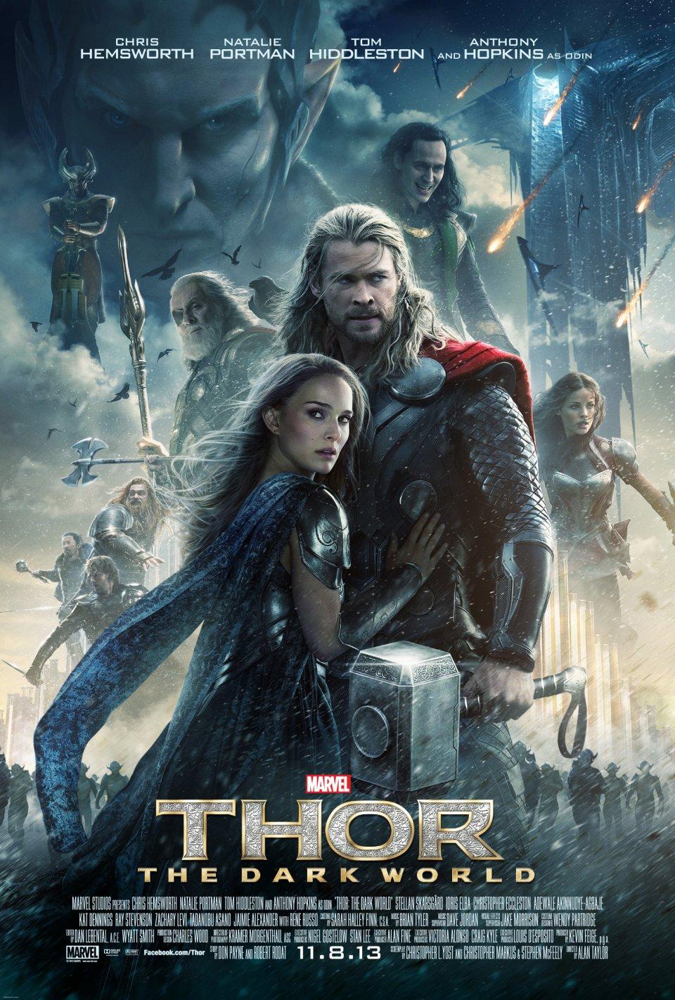 Thor: The Dark World Has Strong Characterization, Lacks Adventure