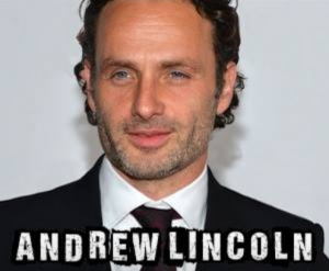 walker stalker con andrew lincoln