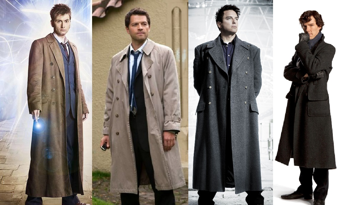 POLL: Who's Your Favorite Badass in a Long Coat? - The Geekiary