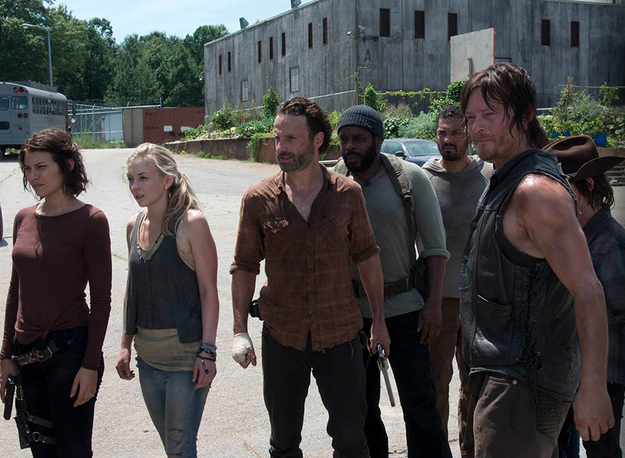 The Walking Dead 4×08 Review: Too Far Gone