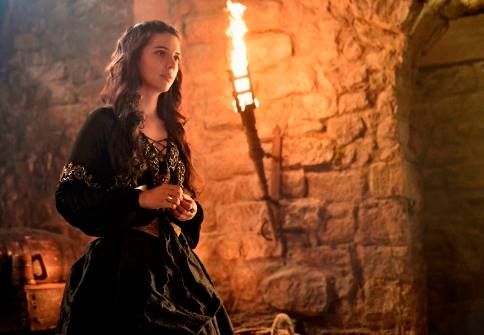 Reign 1×10 Review: Sacrifice
