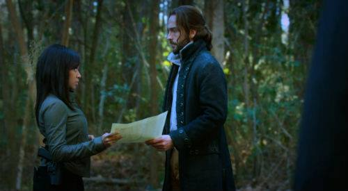 "Sleepy Hollow Season Finale Review: ""The Indispensable Man/Bad Blood"""