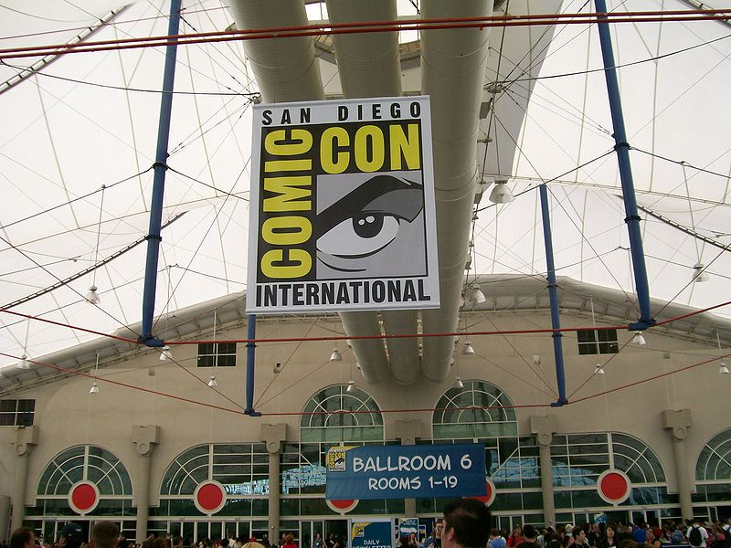 Comic Con San Diego Badge FAQ