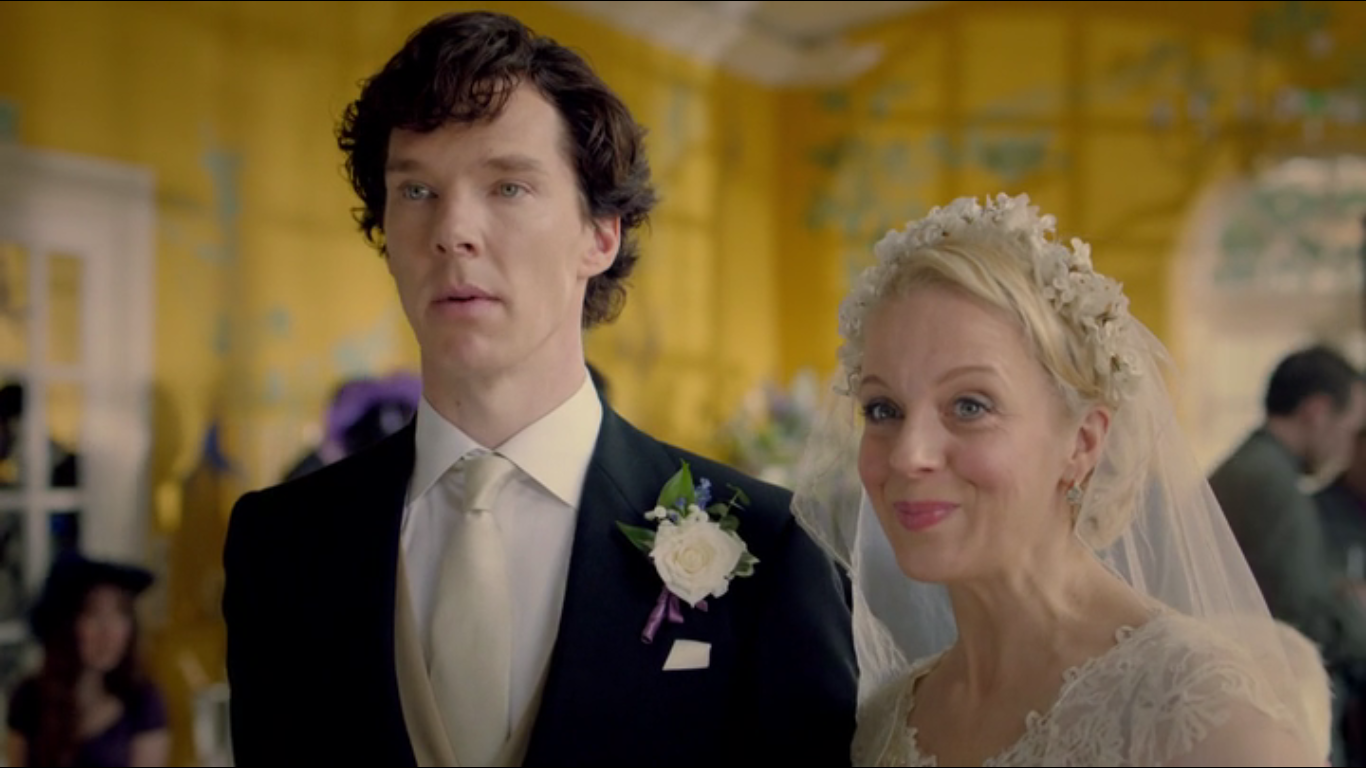Sherlock 3×02 Review: The Sign of Three