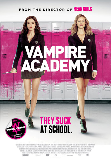 Vampire Academy: It's Not What You Think