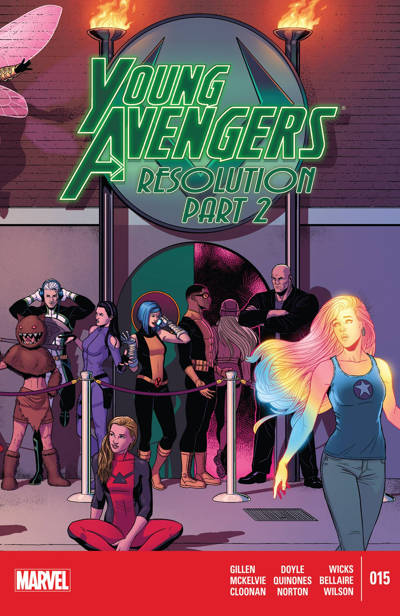 Marvel NOW! Young Avengers does wonders for LBGT representation