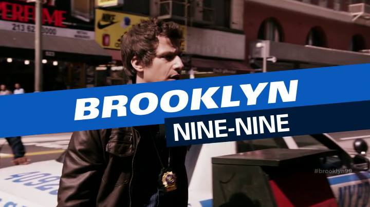 TV Show Recommendation: Brooklyn Nine-Nine