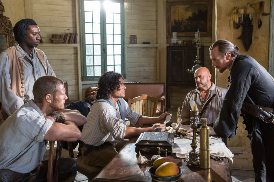 Black Sails 1×3 Review: III.