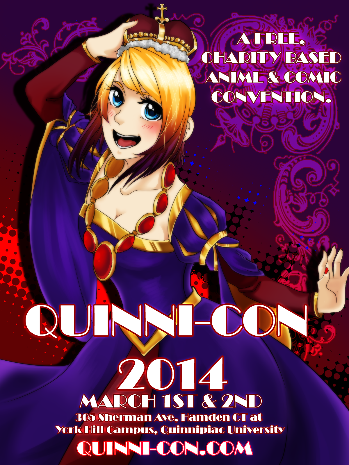 Quinni-Con 2014: Who can say no to a FREE convention?