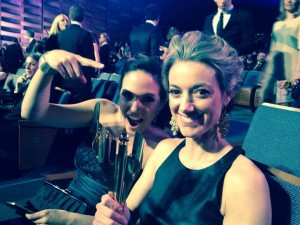Zoie Palmer and Lost Girl win Fan Choice Awards at the ...